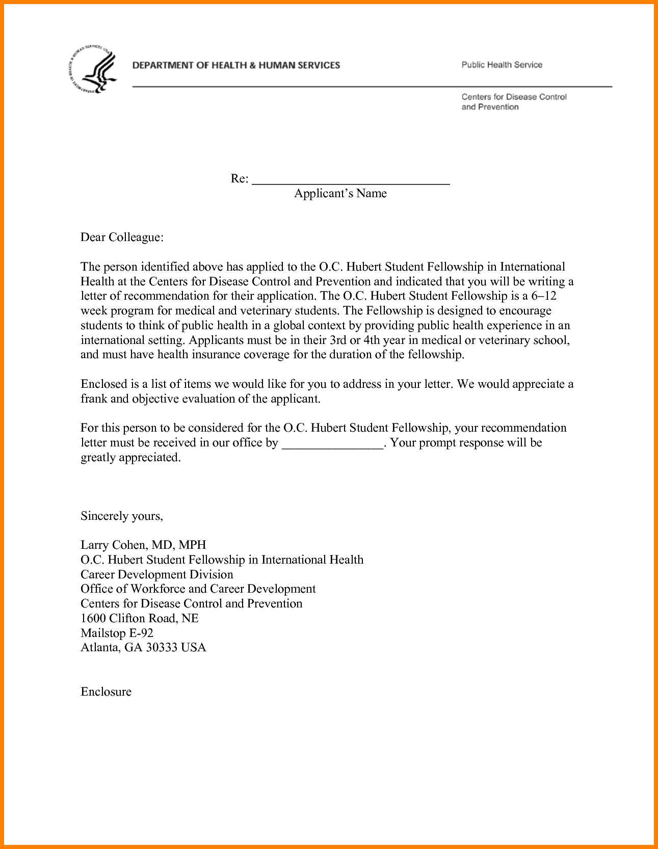 Template for Letter Of Recommendation for Medical School - How to Write A Letter Re Mendation for Medical Student Gallery
