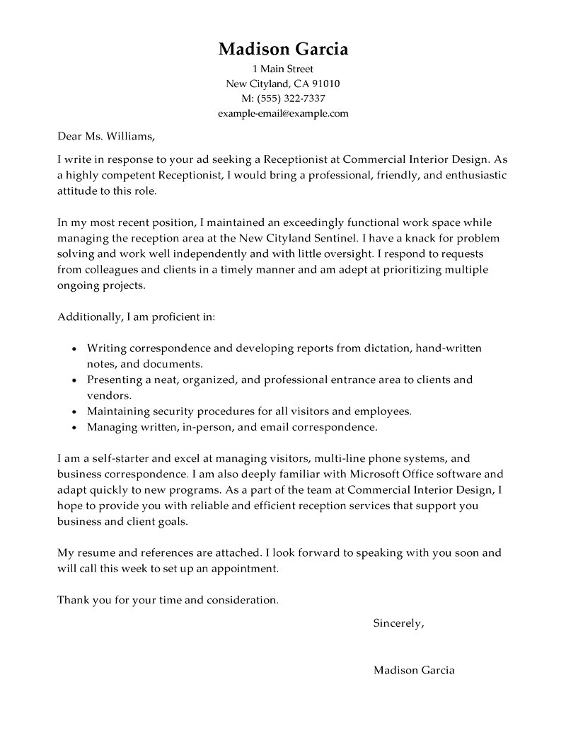 Government Job Cover Letter Template Samples Letter Template