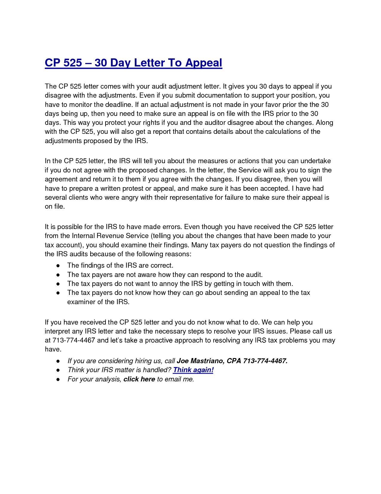 Audit Reconsideration Letter Template - How to Write A Letter to Irs Sample Image Collections Letter