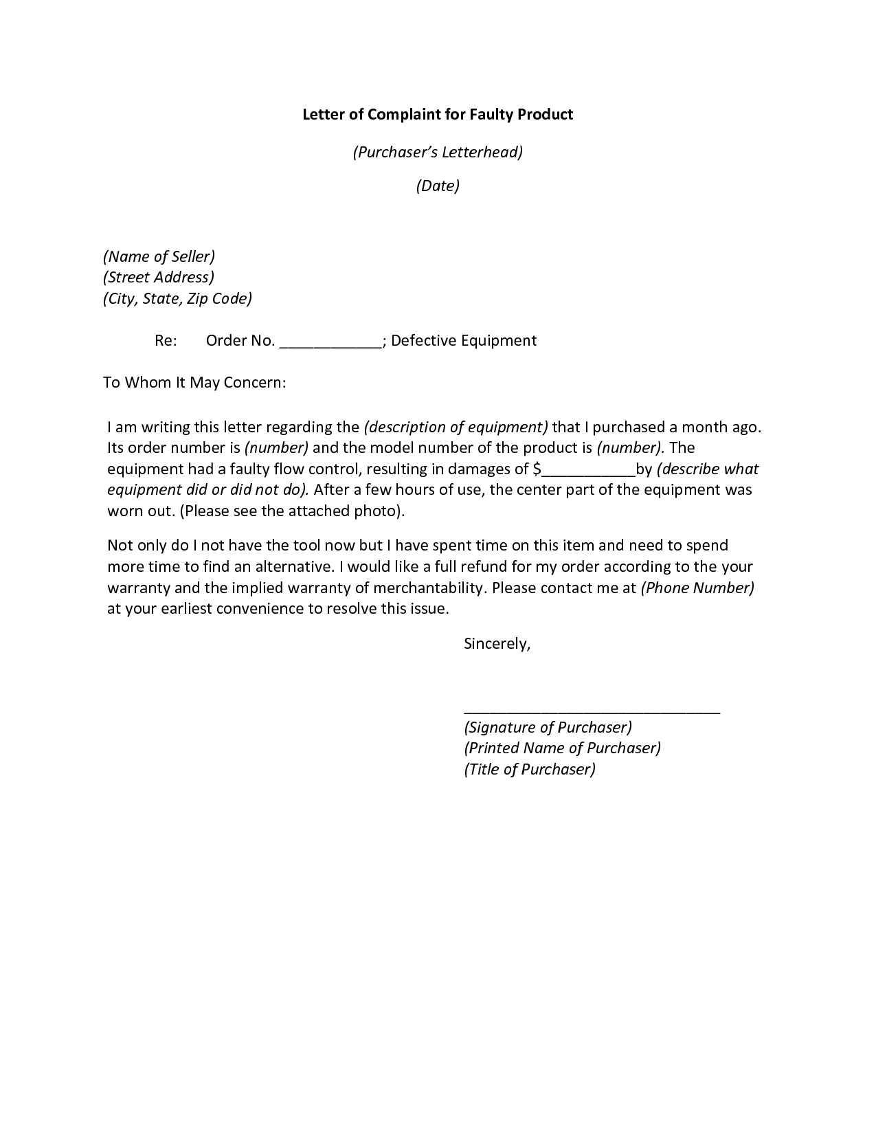 medical negligence complaint letter template Collection-plaint letters sample blackdgfitness plaint letters sample expocarfo Image collections 13-a