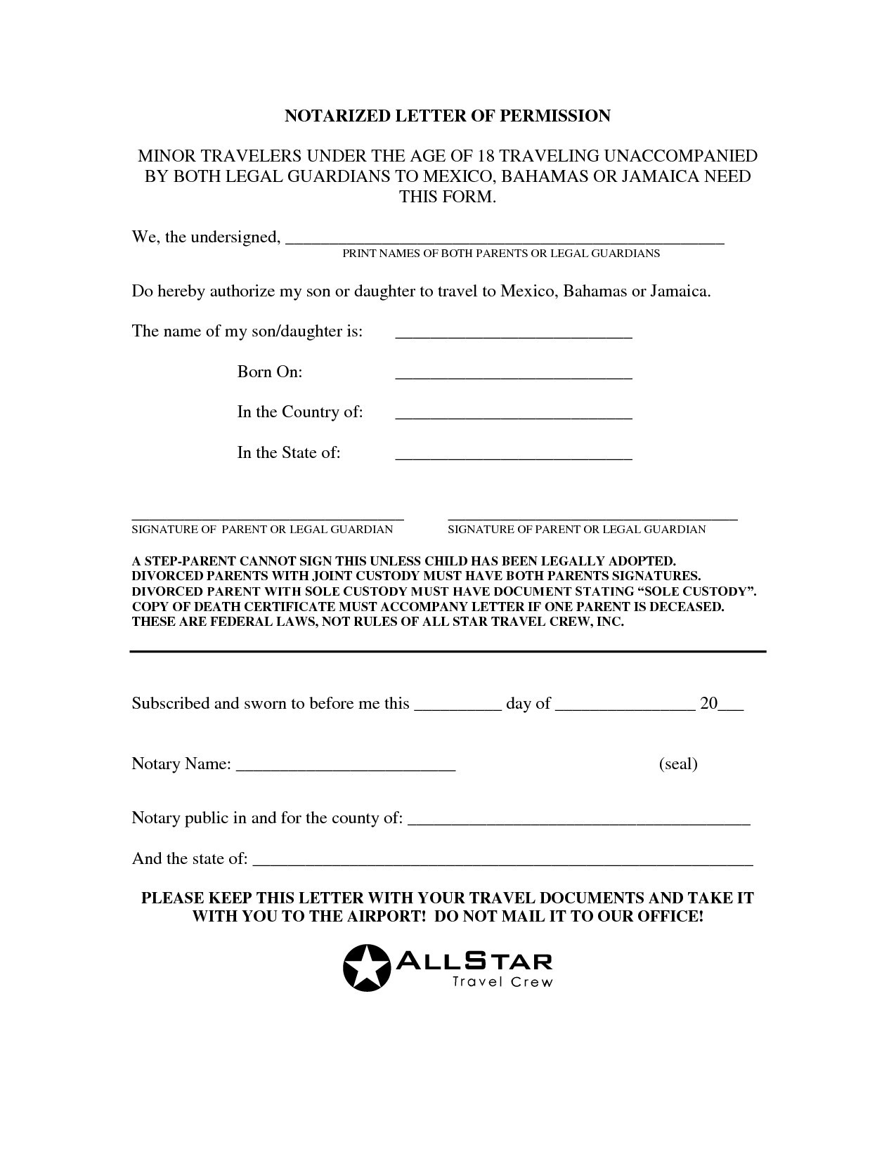 notarized letter template florida inspiration example notarized letter refrence inspiration best s