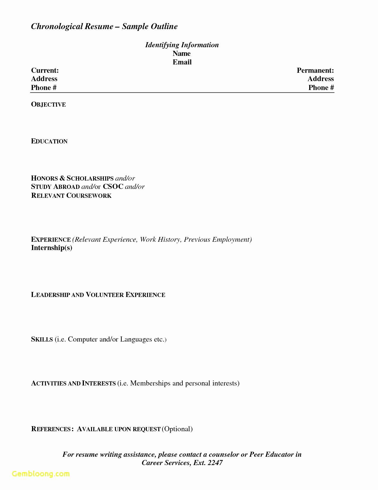 Internal Cover Letter Template - Internal Job Resume Unique Resume for Apply How to format A Cover