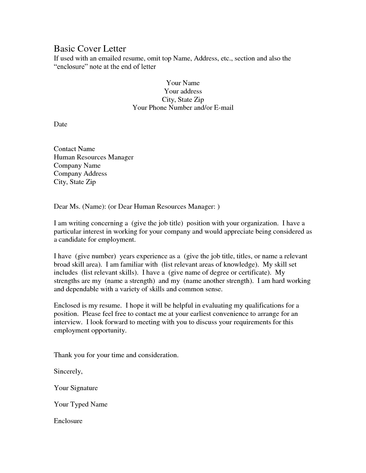 Letter Of Introduction Template for Employment - Intro Letter Acurnamedia