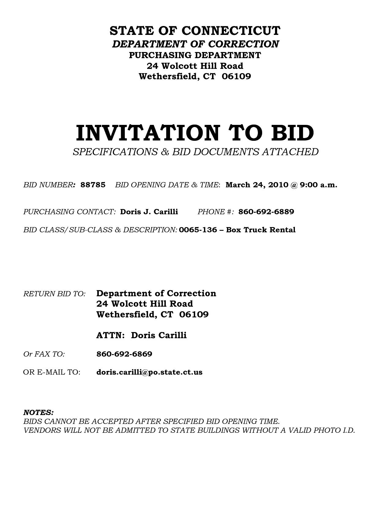 Invitation to Bid Letter Template - Invitation to Bid Template Construction List Sample Letter to