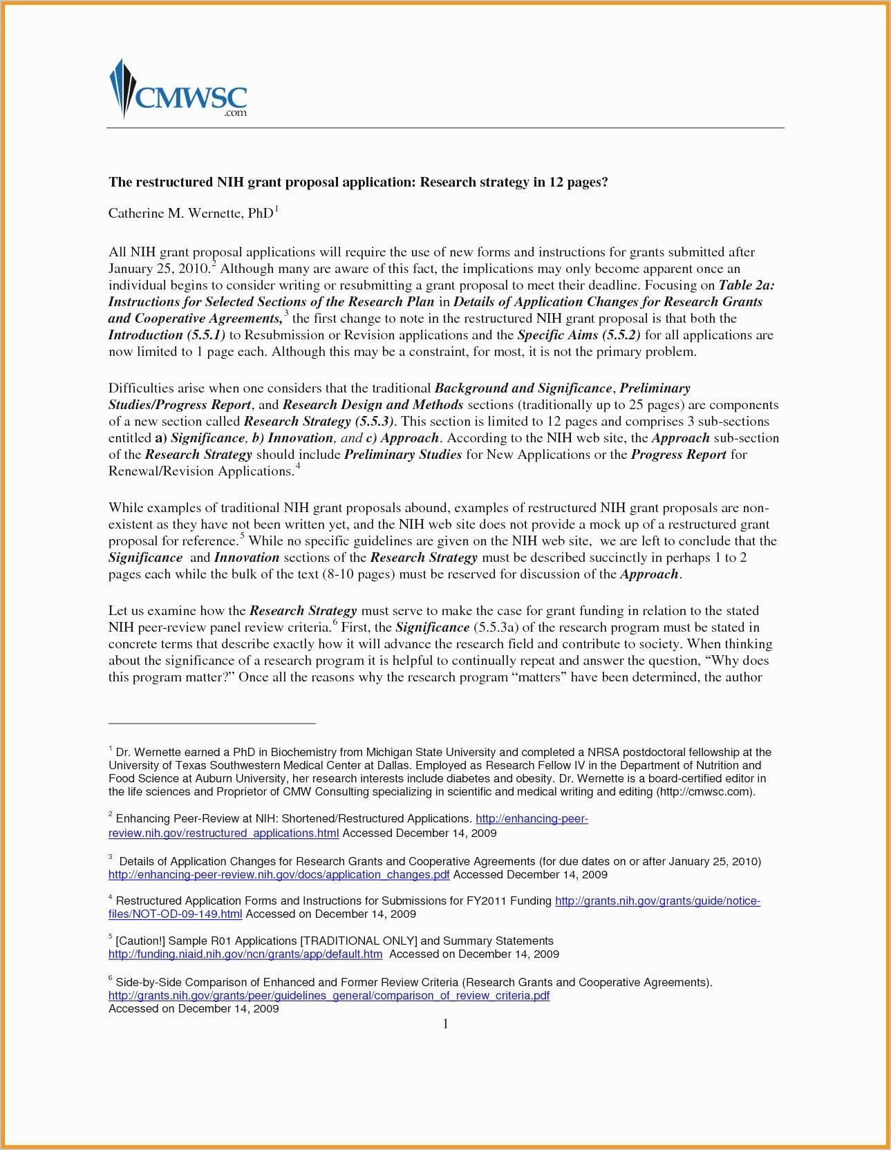Sponsorship Proposal Letter Template Samples