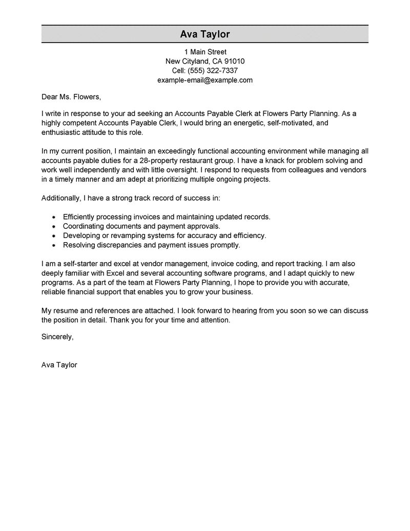 Invoice Cover Letter Template - It Specialist Cover Letter Acurnamedia