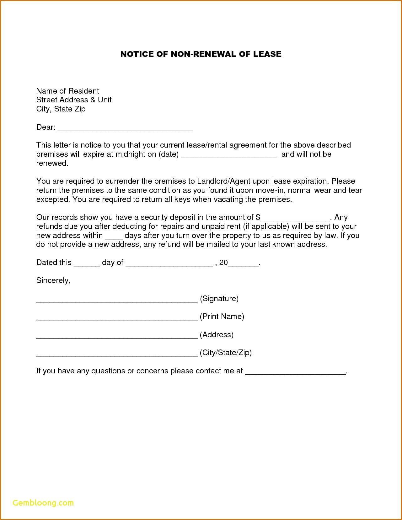 lease agreement letter template amitdhull co