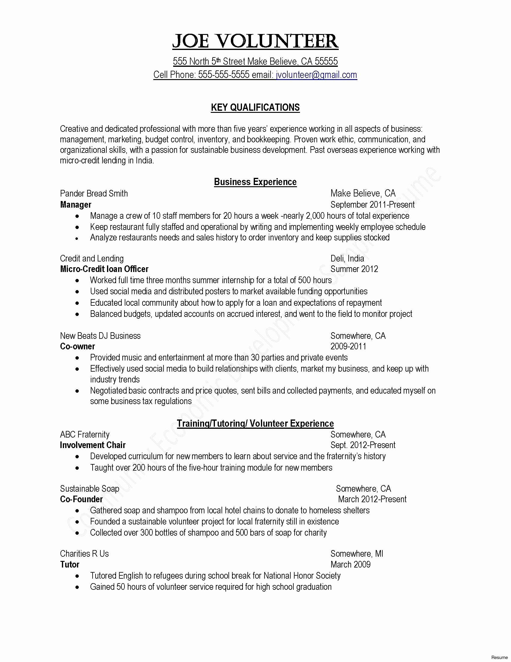 Business Cover Letter Template Word - Law Enforcement Resume Template Unique Resume Cover Letter Template