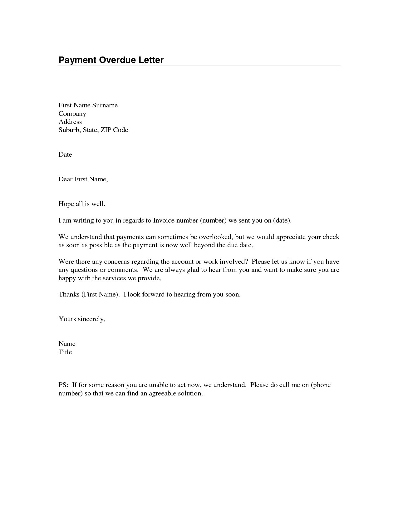 Outstanding Payment Letter Template - Legal Letter format Template Best Legal Letter format for