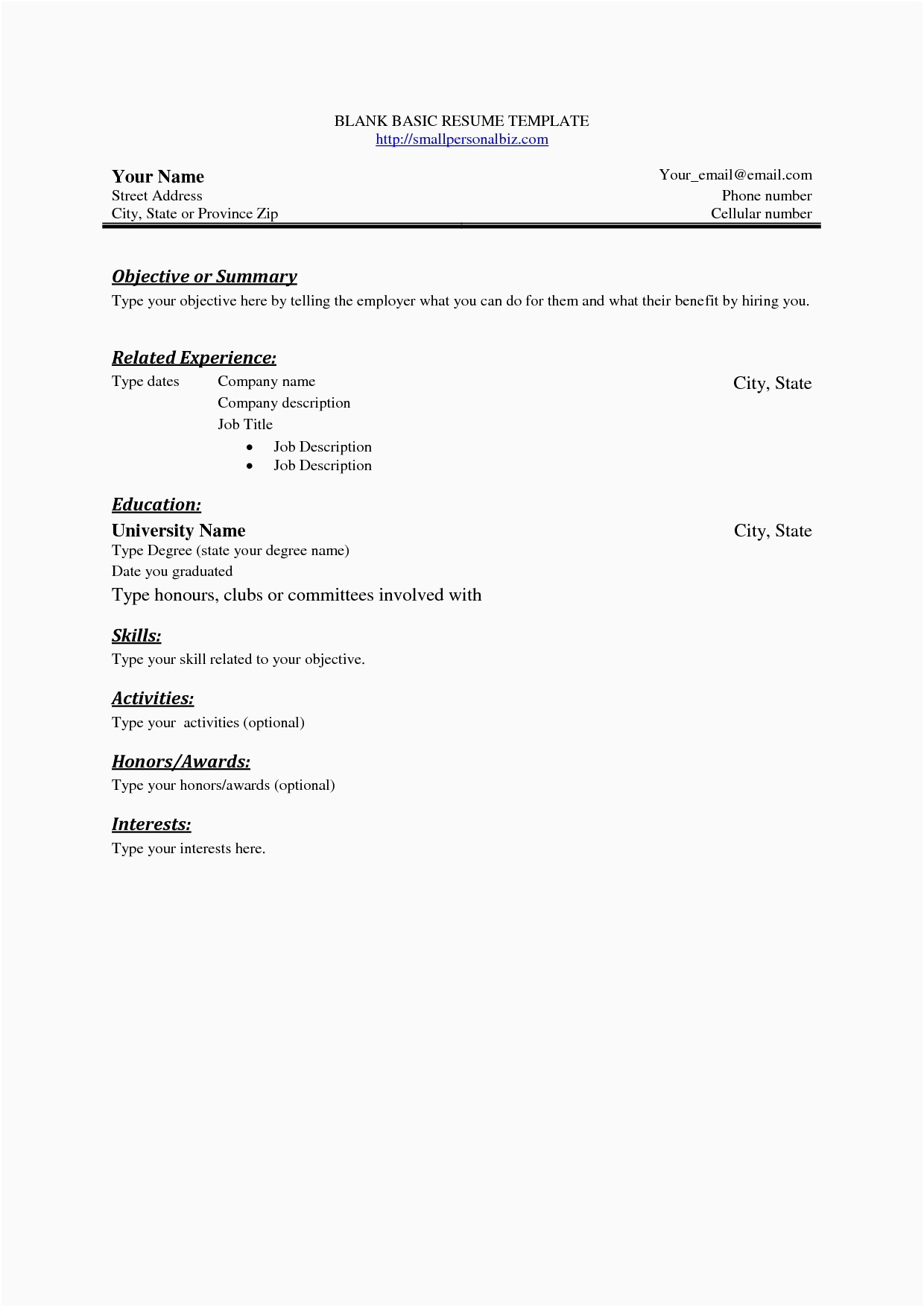 Letter Of Introduction Template for Employment - Letter Introduction Template