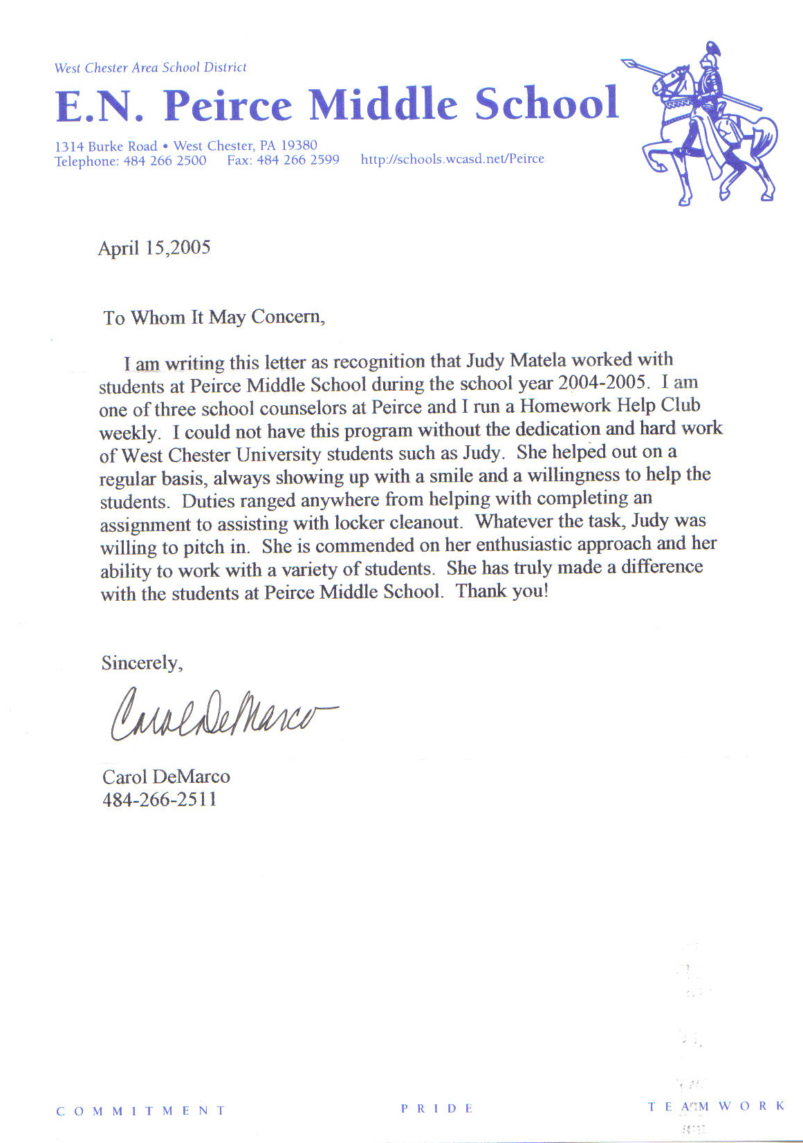 Grad School Letter Of Recommendation Template - Letter Of Re Mendation for A Teacher From A Colleague Acur