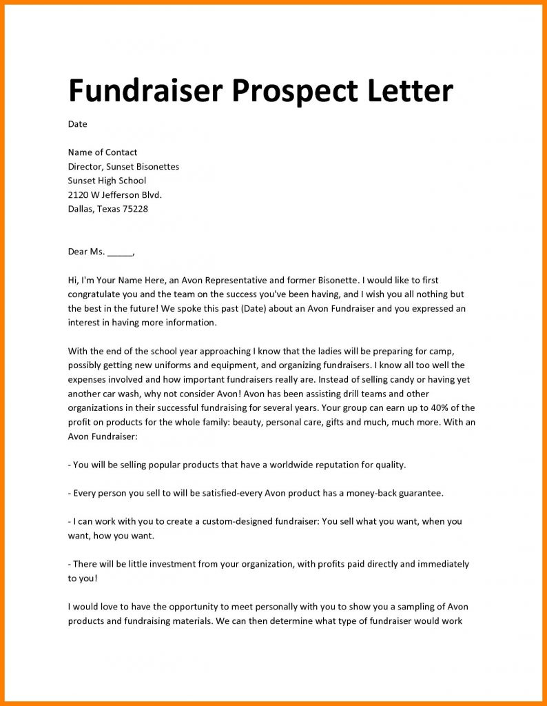 Fundraiser Proposal Letter Template - Letter Proposal Sample event New Brilliant Charity event Proposal