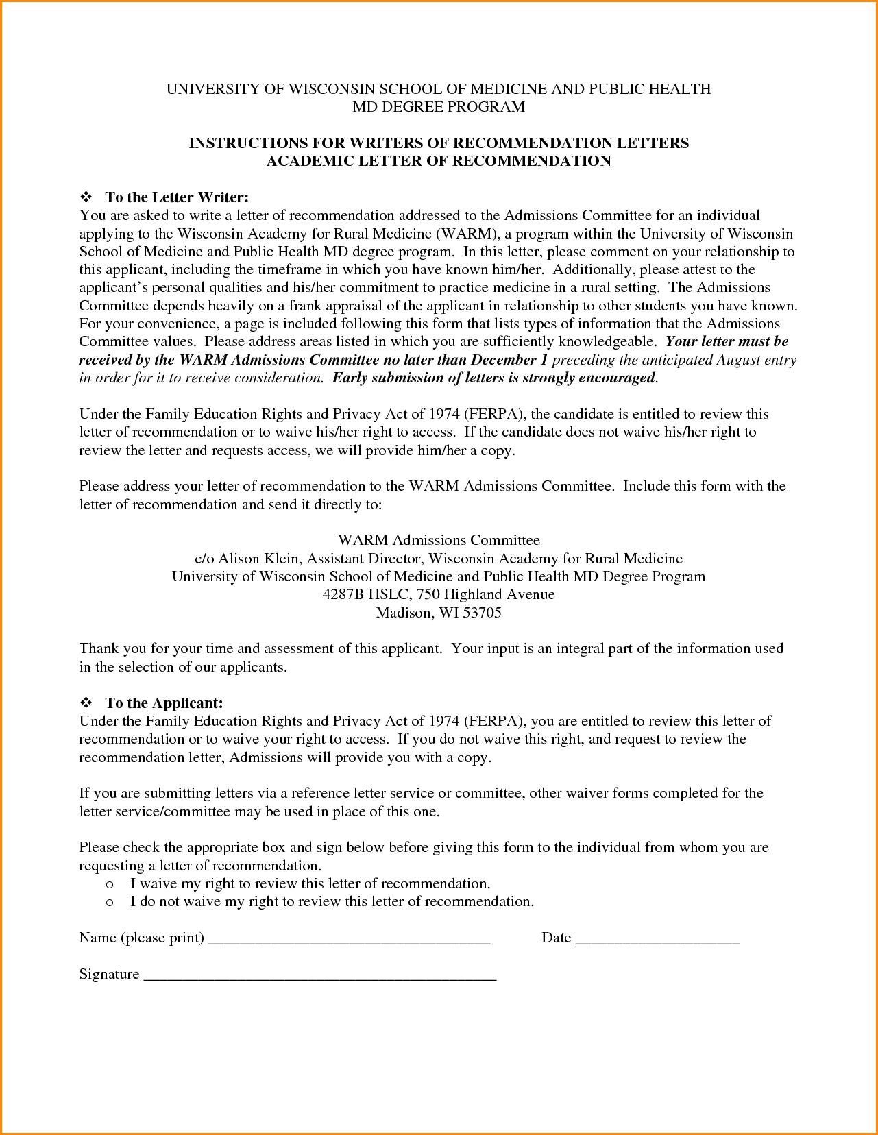 Template for Letter Of Recommendation for Medical School - Letter Re Mendation Medical School Requirements S High