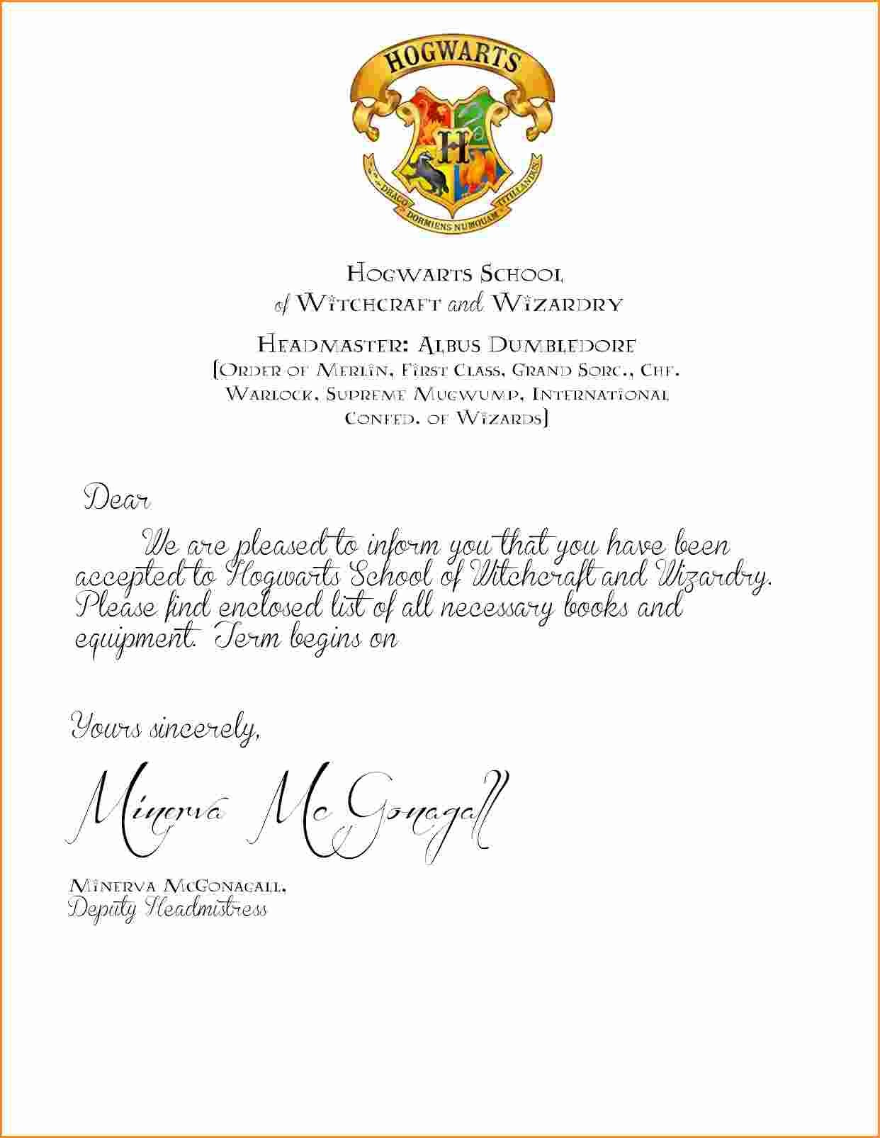 image about Printable Hogwarts Letter known as Hogwarts Attractiveness Letter Envelope Template Printable