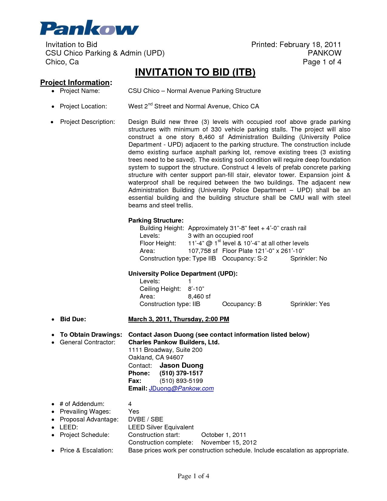Invitation to Bid Letter Template - Letter Templates Archives Page 28 Of 60 Contactnumbers Co