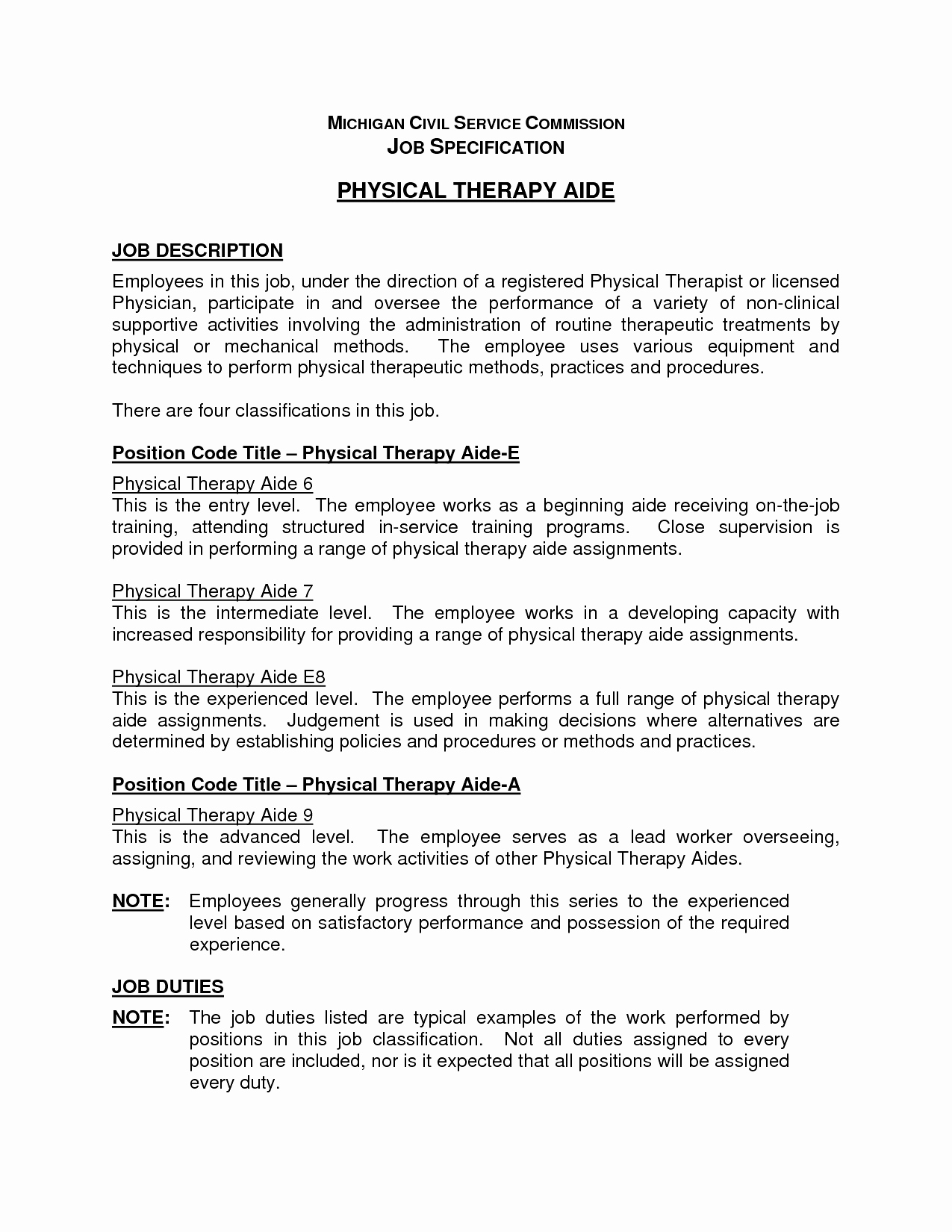 physical therapist cover letter sample - Zohre ...
