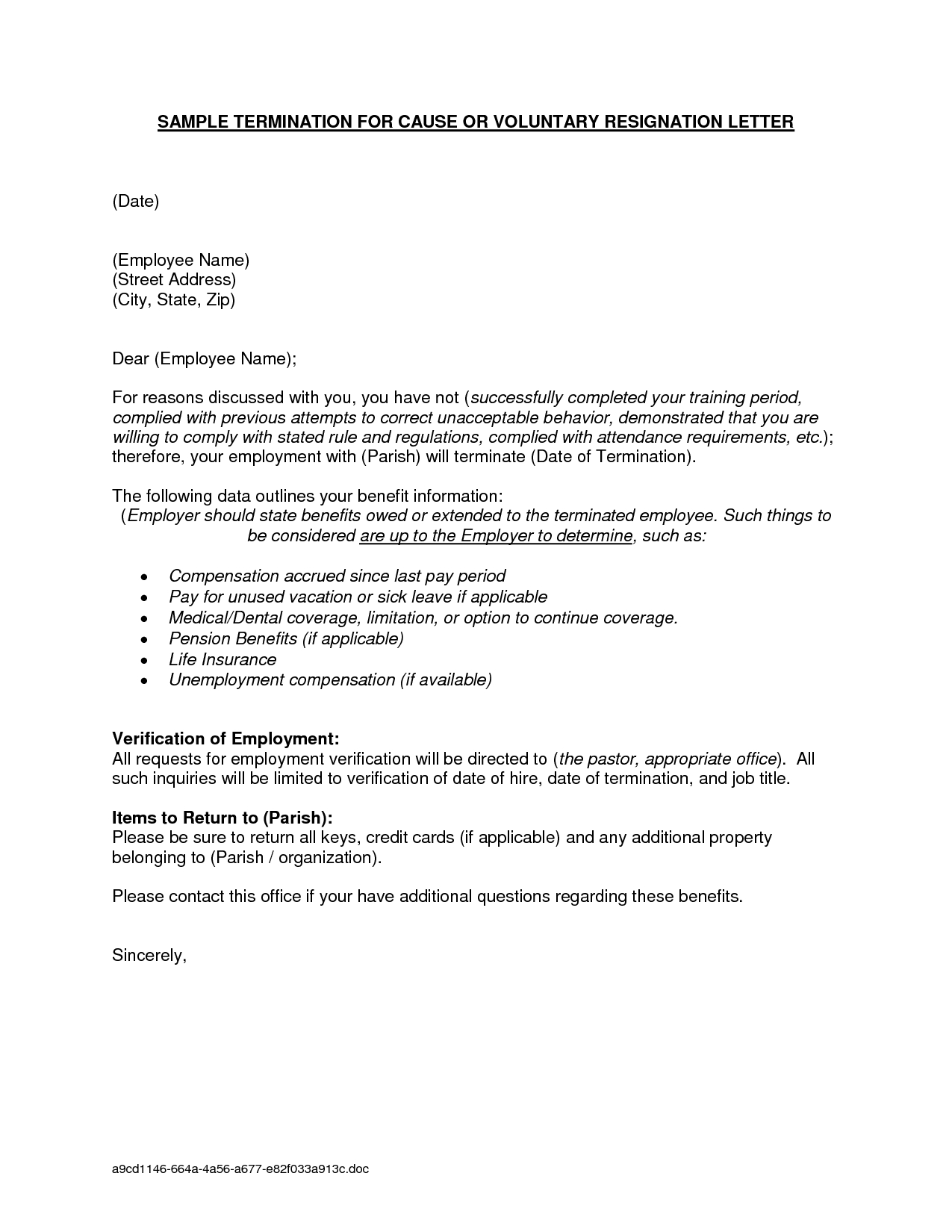 Termination Letter Template California - Medical Resignation Letter Sample Due Illness Example Icover
