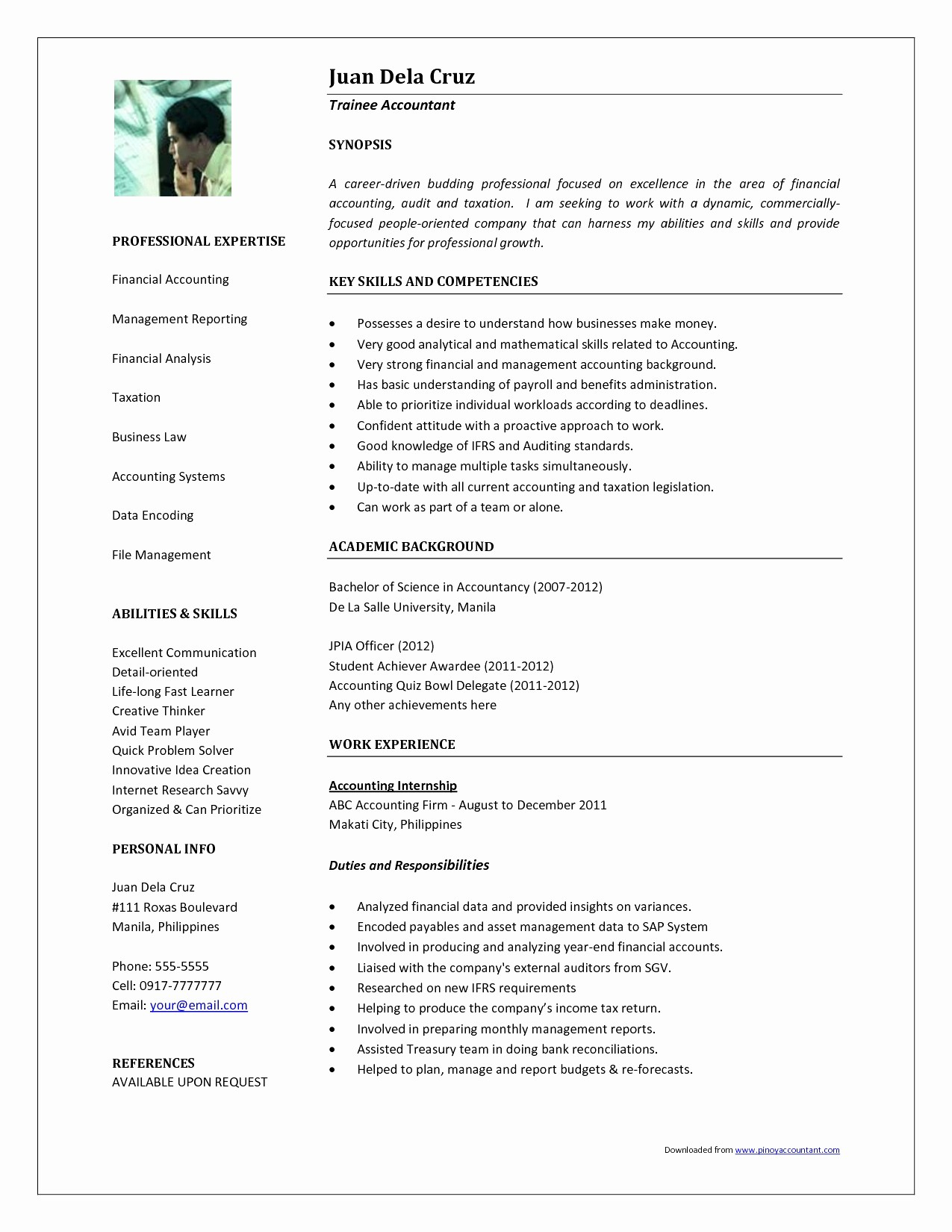 Invoice Letter Template - New Business Letter Template