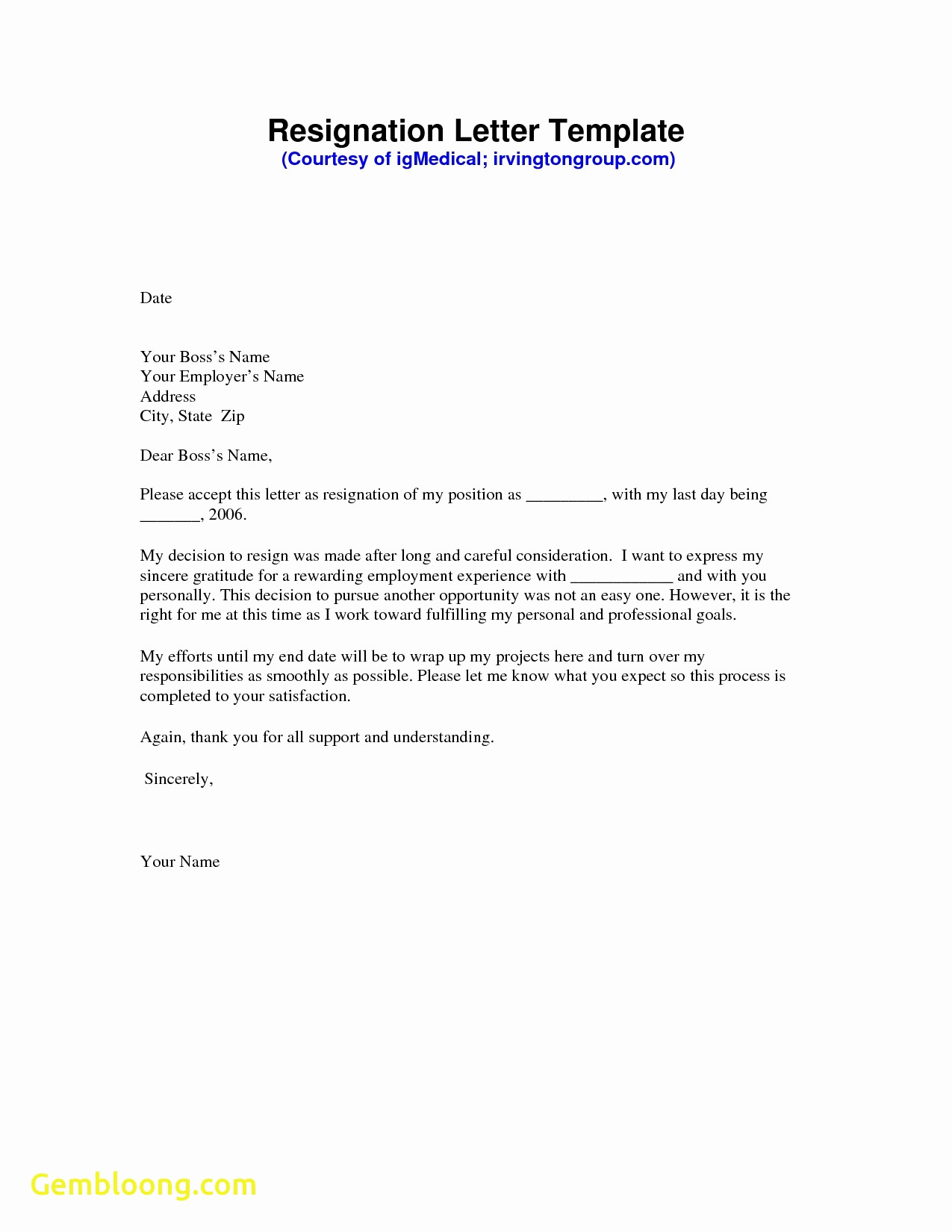 Employee Relocation Letter Template - New Employment Verification Letter Template Word