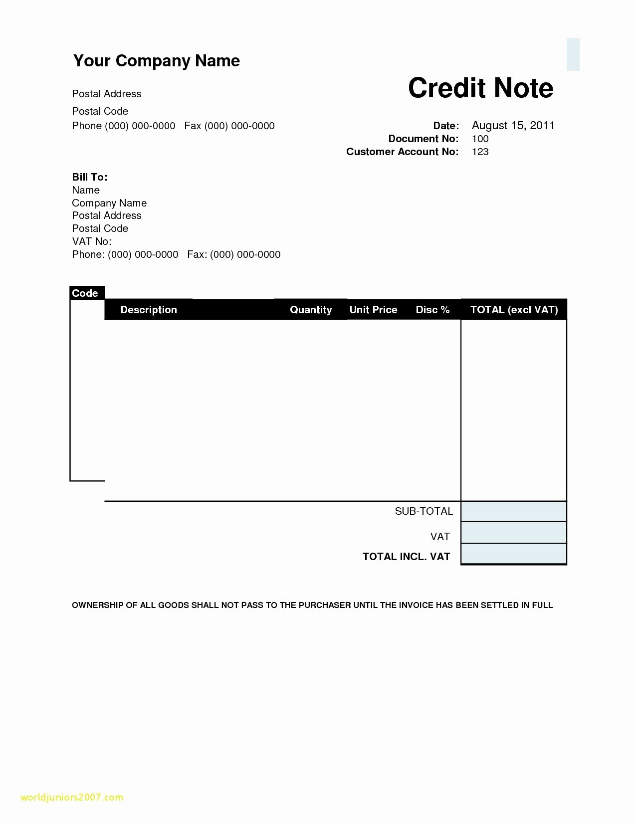 Vendor Letter Template - New event Vendor Application Template