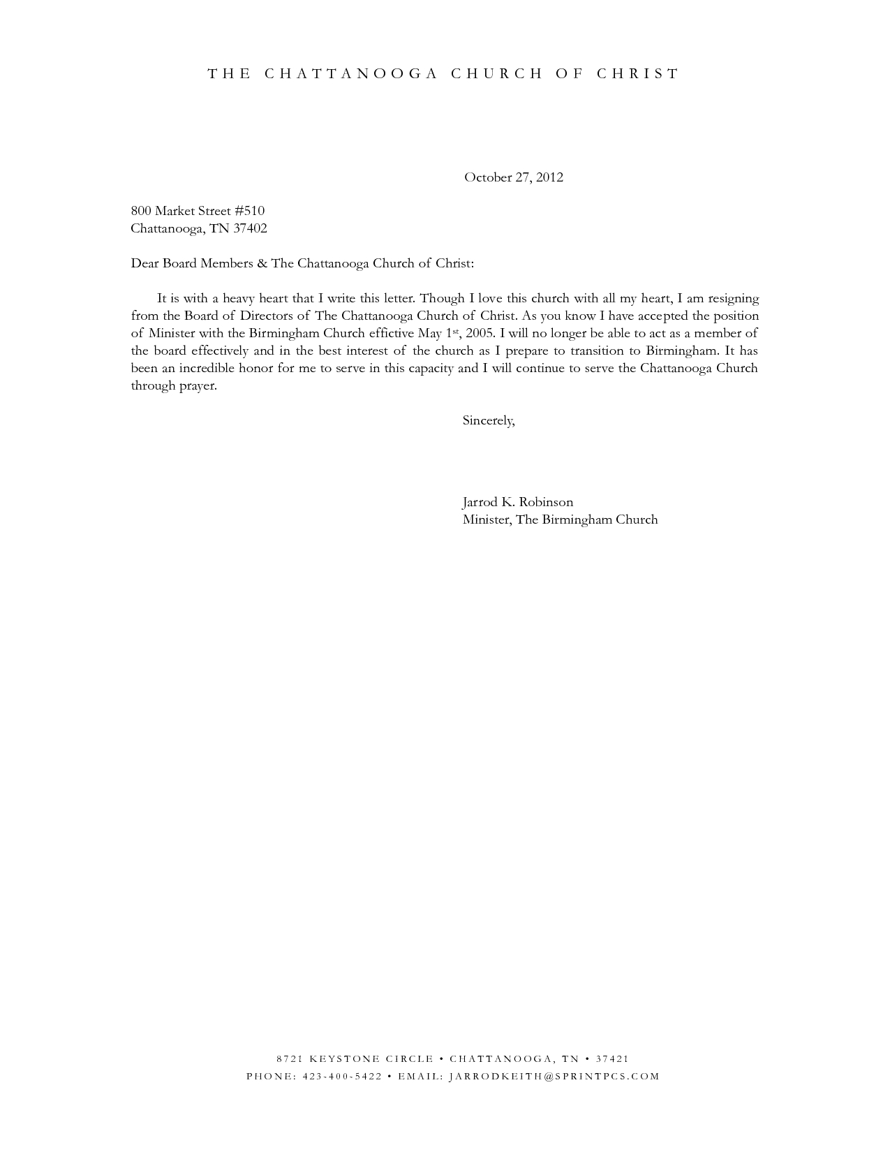 Resignation Letter Template Word - New Word Resignation Letter Template