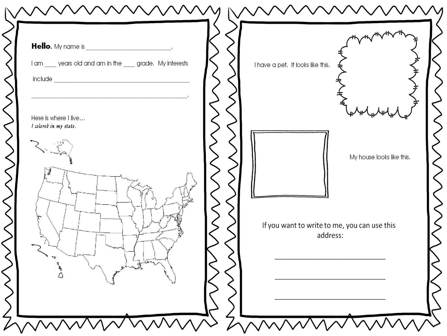 Operation Christmas Child Letter Template - Operation Christmas Child Coloring Page Democraciaejustica