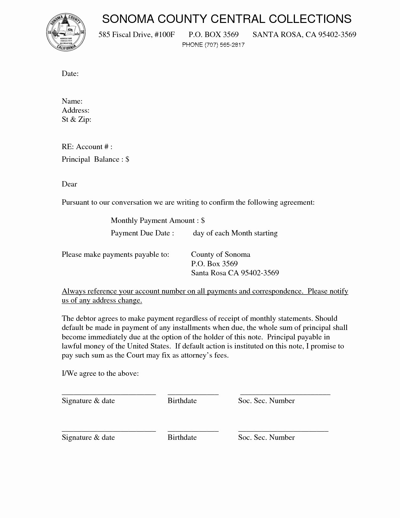 Payment Agreement Letter Template - Payment Agreement Letter format Inspirationa Letter format for
