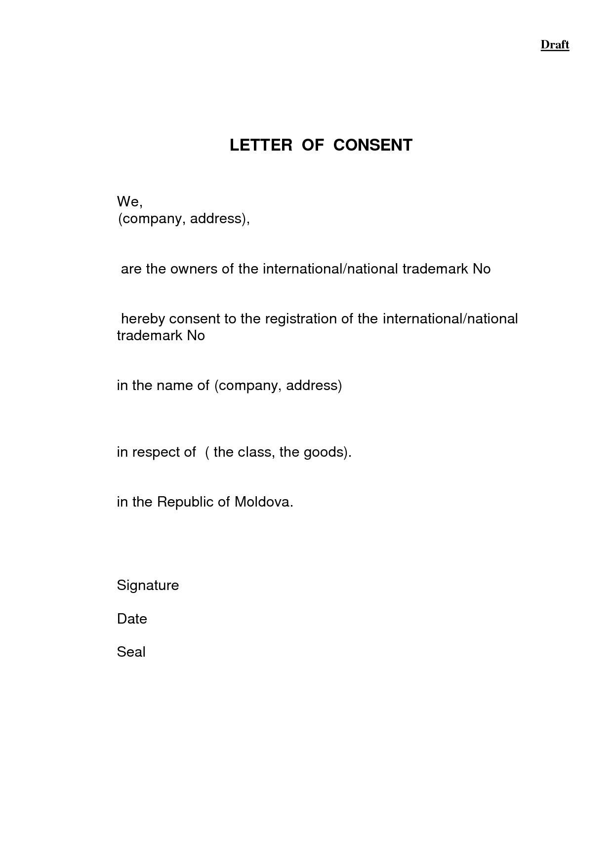 Parental Consent Permission Letter Template - Permission Letter format for College Fresh Field Trip Permission
