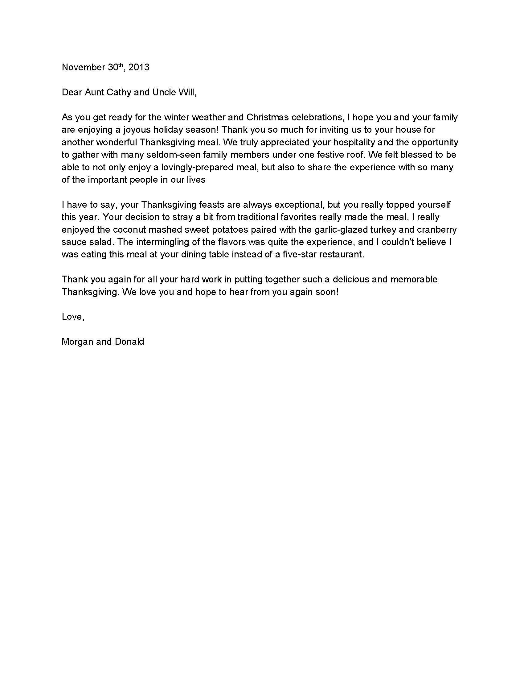 Past Due Collection Letter Template - Personal Thank You Letter Template Acurnamedia