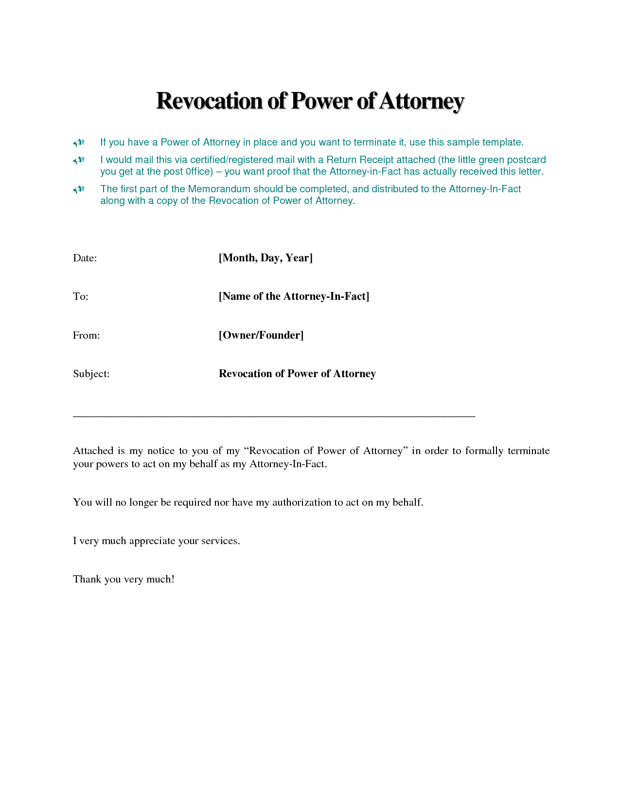 How to Write A Power Of attorney Letter Template - Poa Letter Template Acurnamedia