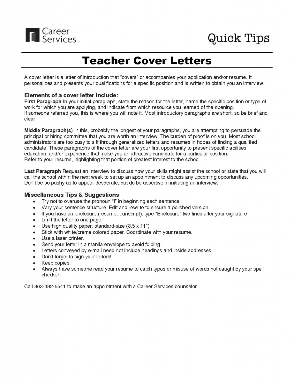 Genetic Counseling Letter Template Examples | Letter ...