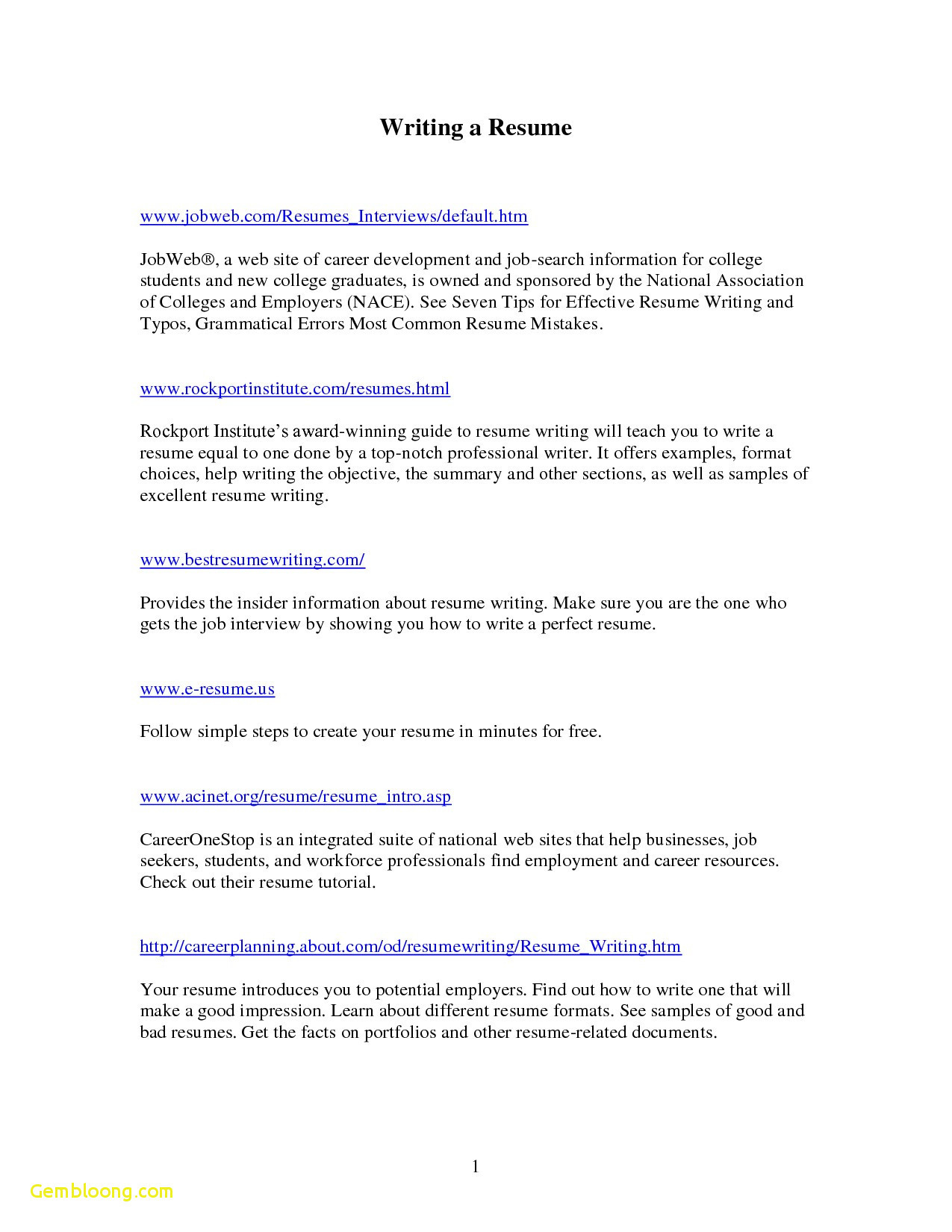 Clinical Site Selection Letter Template - Prehensive Resume Template Updated Wordpad Resume Template
