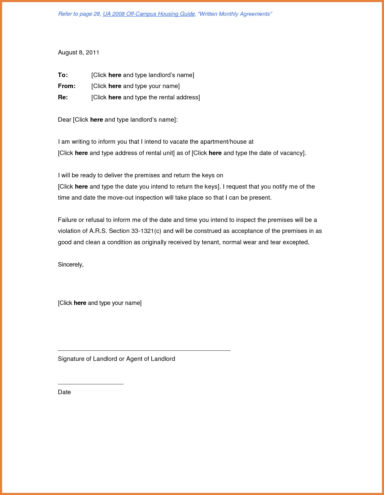 Property Inspection Letter to Tenant Template - Property Inspection Letter to Tenant Uk Archives Best 18 Elegant