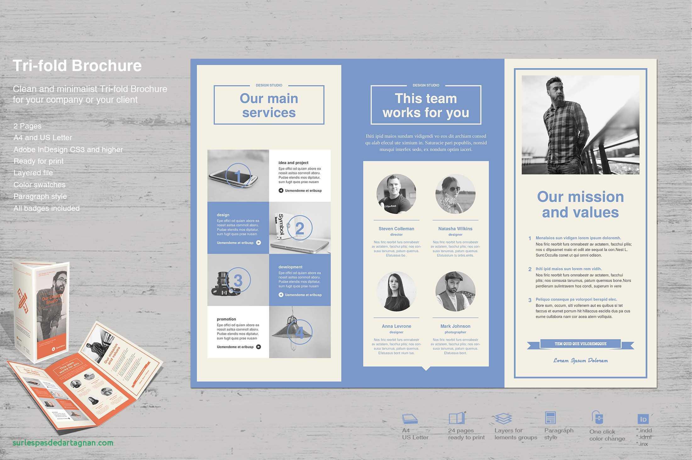 Tri Fold Letter Template - Quad Fold Brochure Template Best Tri Fold Poster Presentation