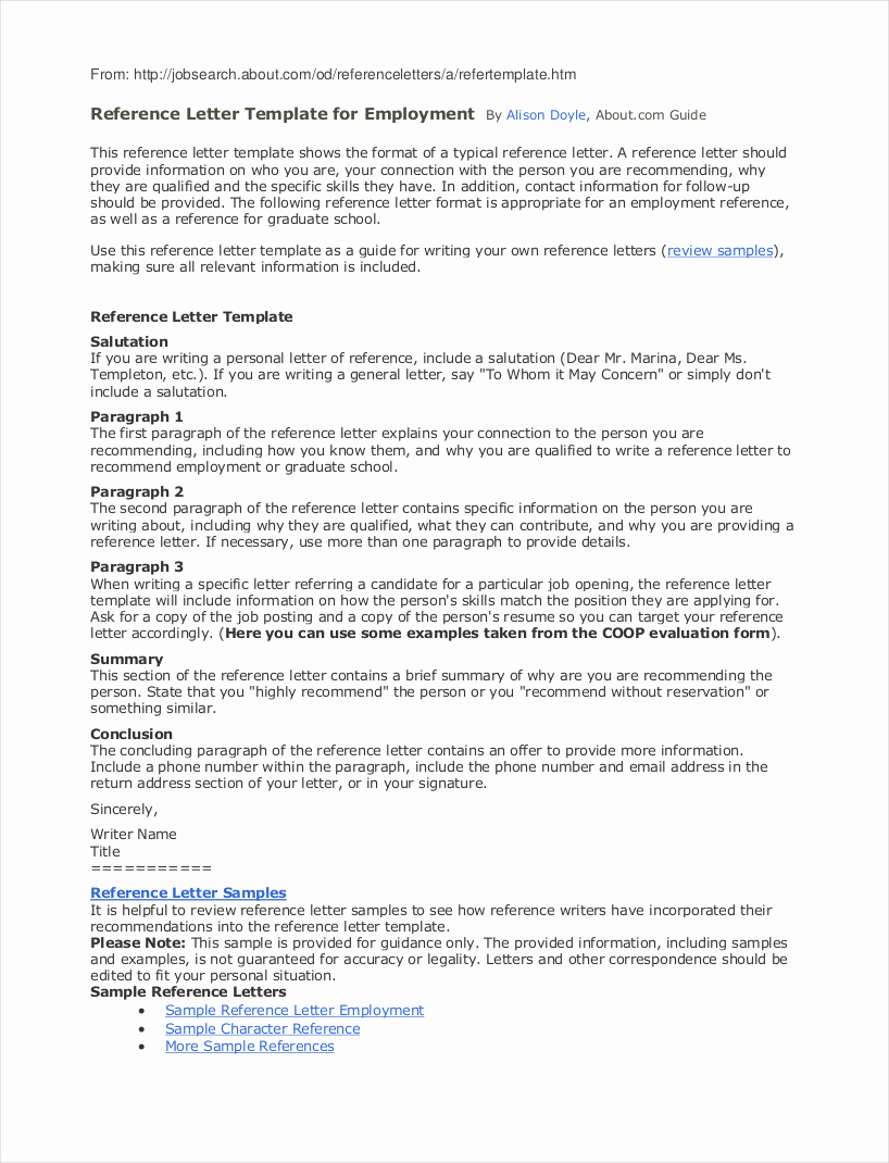 Grad School Letter Of Recommendation Template - Re Mendation Letter for Graduate School From Coworker Eczalinf