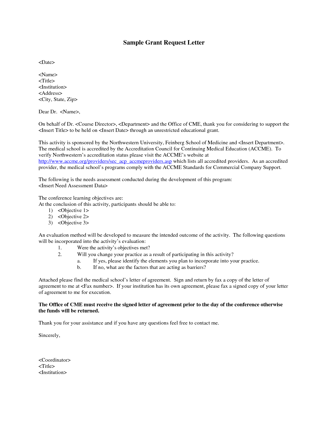 Grant Request Letter Template - Researchrant Proposal Cover Letter Sample Funding Template