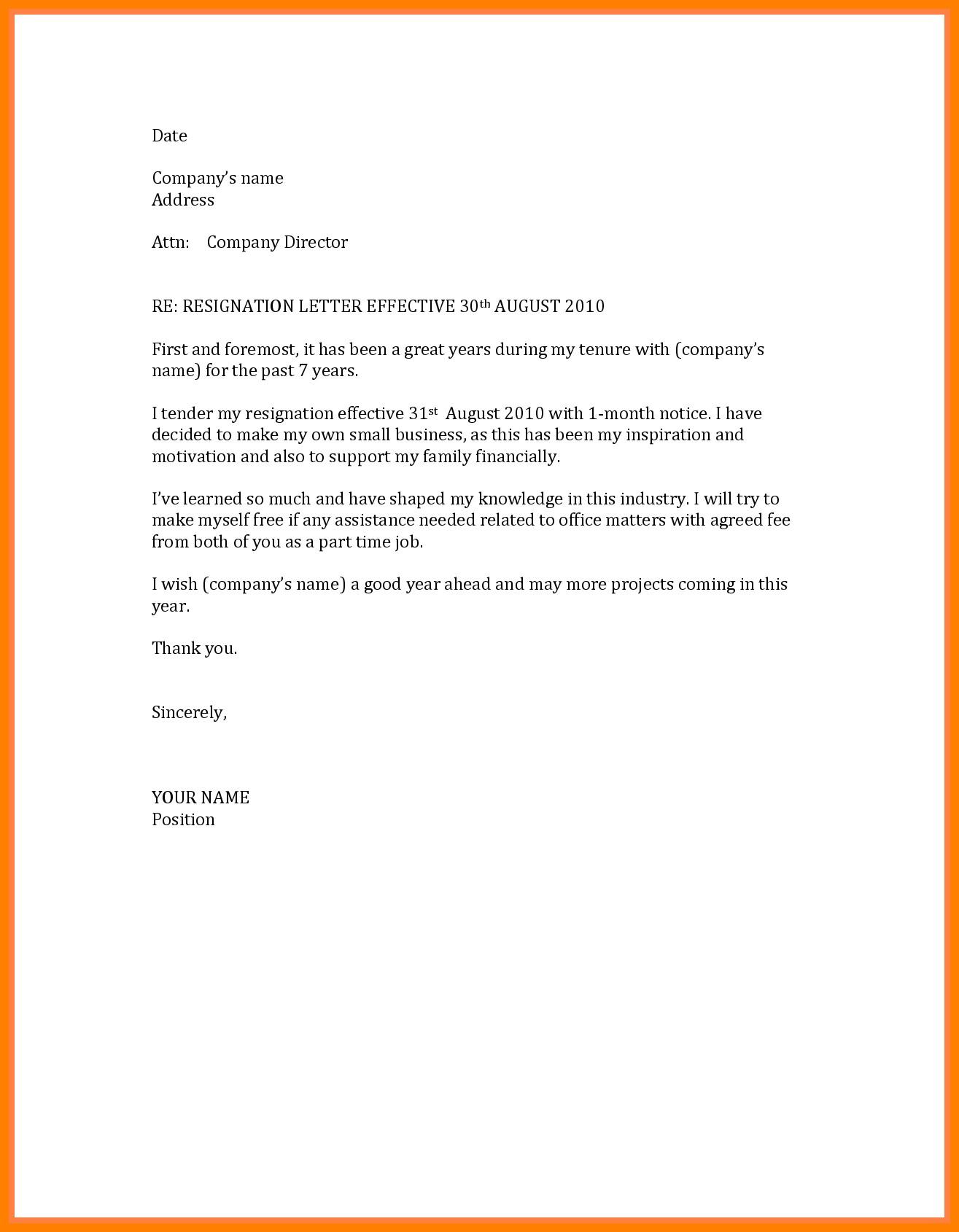 Formal Resignation Letter Template - Resignation Letter New Job Opportunity Fresh Sample Job Resignation