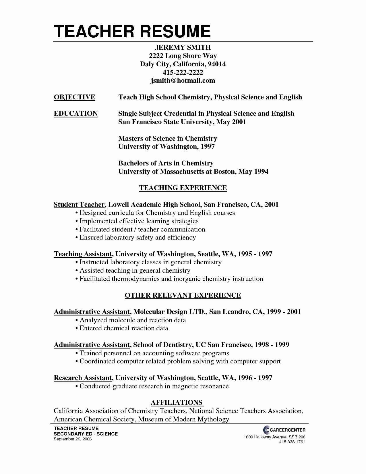 Free Job Cover Letter Template - Resume Cover Letter Example New Free Cover Letter Templates Examples