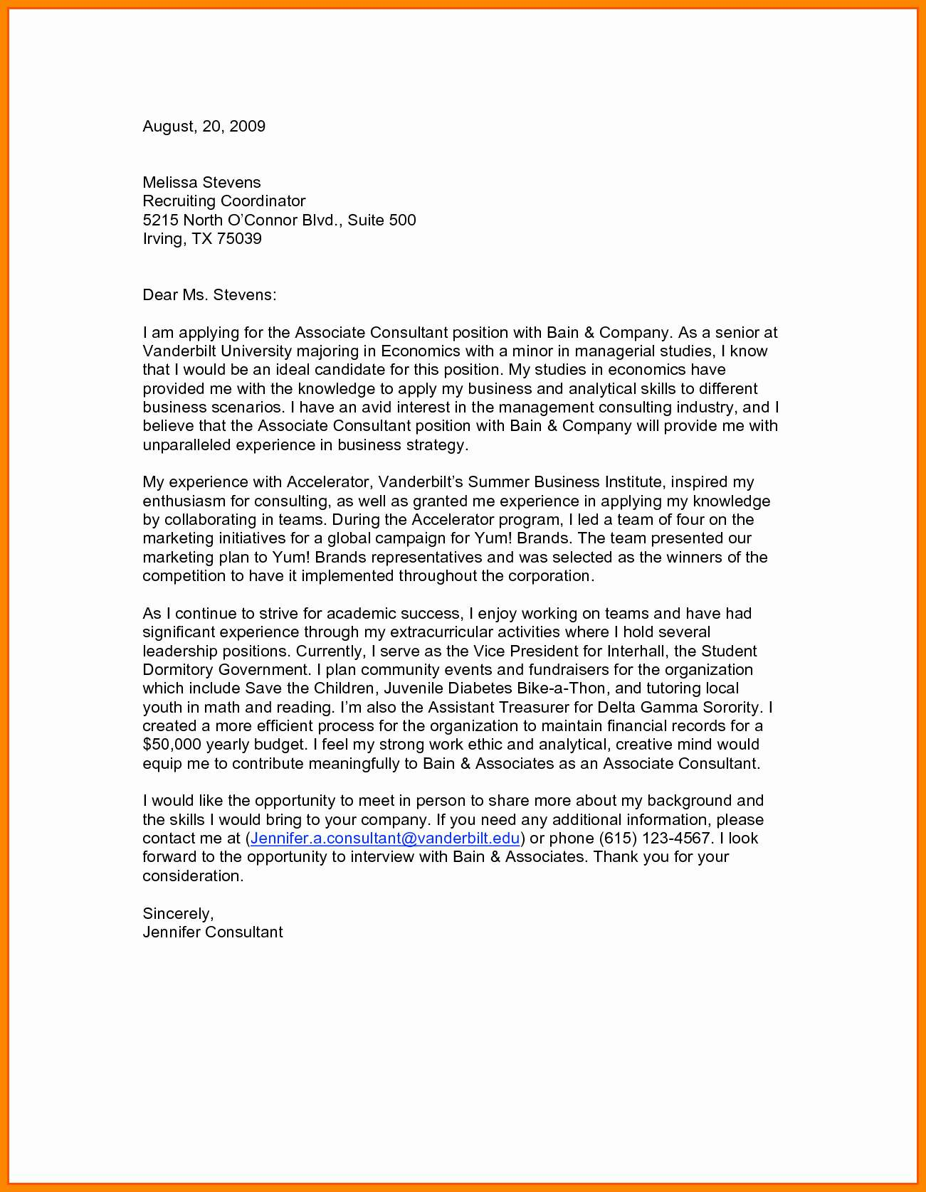 Modern Resume and Cover Letter Template - Resume Cover Letter Template Free Awesome Od Consultant Cover Letter