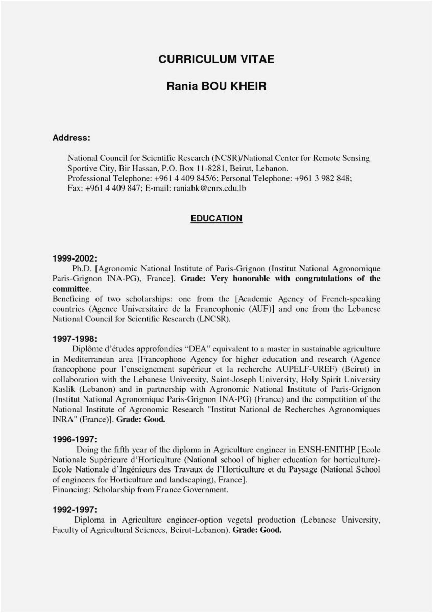 French Letter Template - Resume Cover Letters Free New How Do You Address A Cover Letter