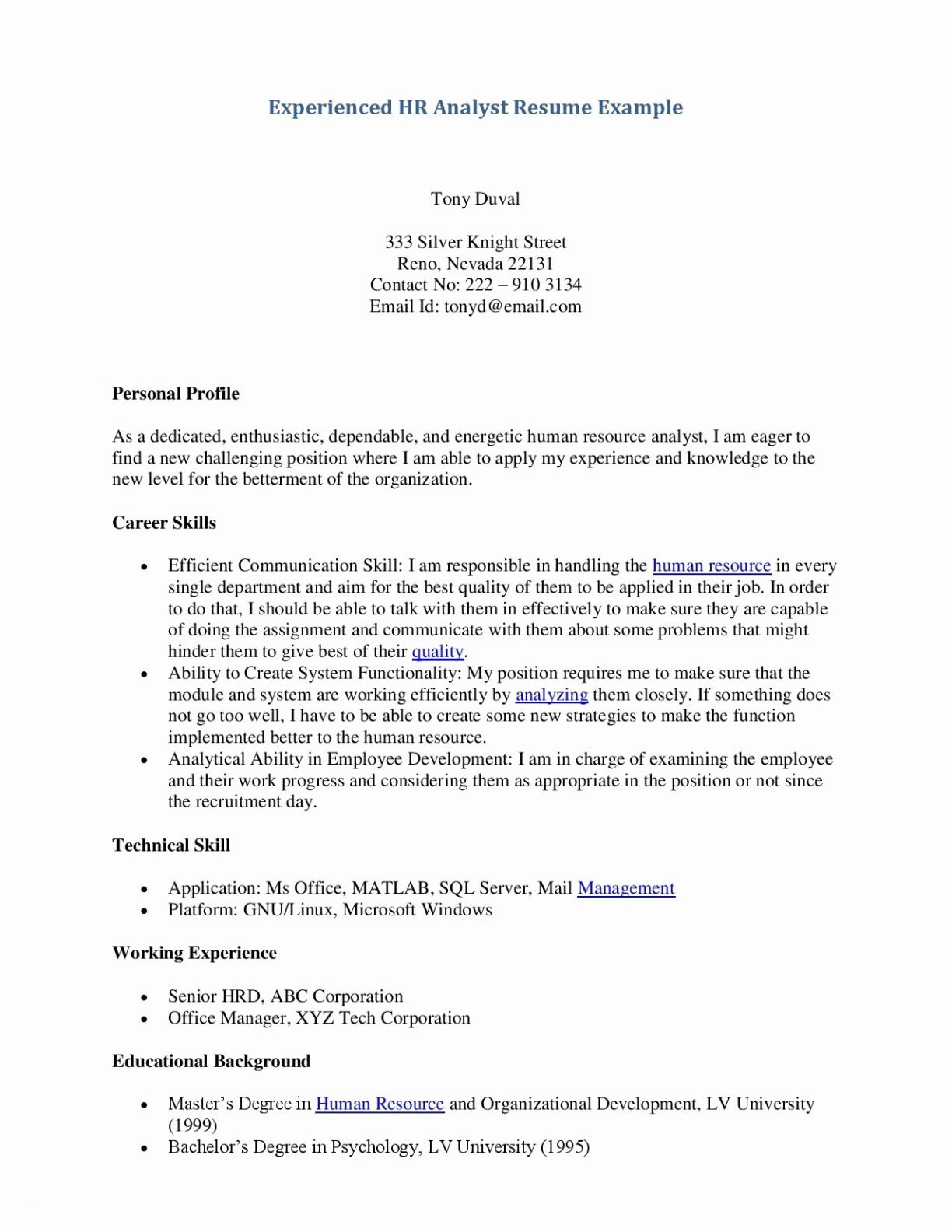 Letter Of Counseling Template - Resume Internship Template Sfonthebridge Sfonthebridge