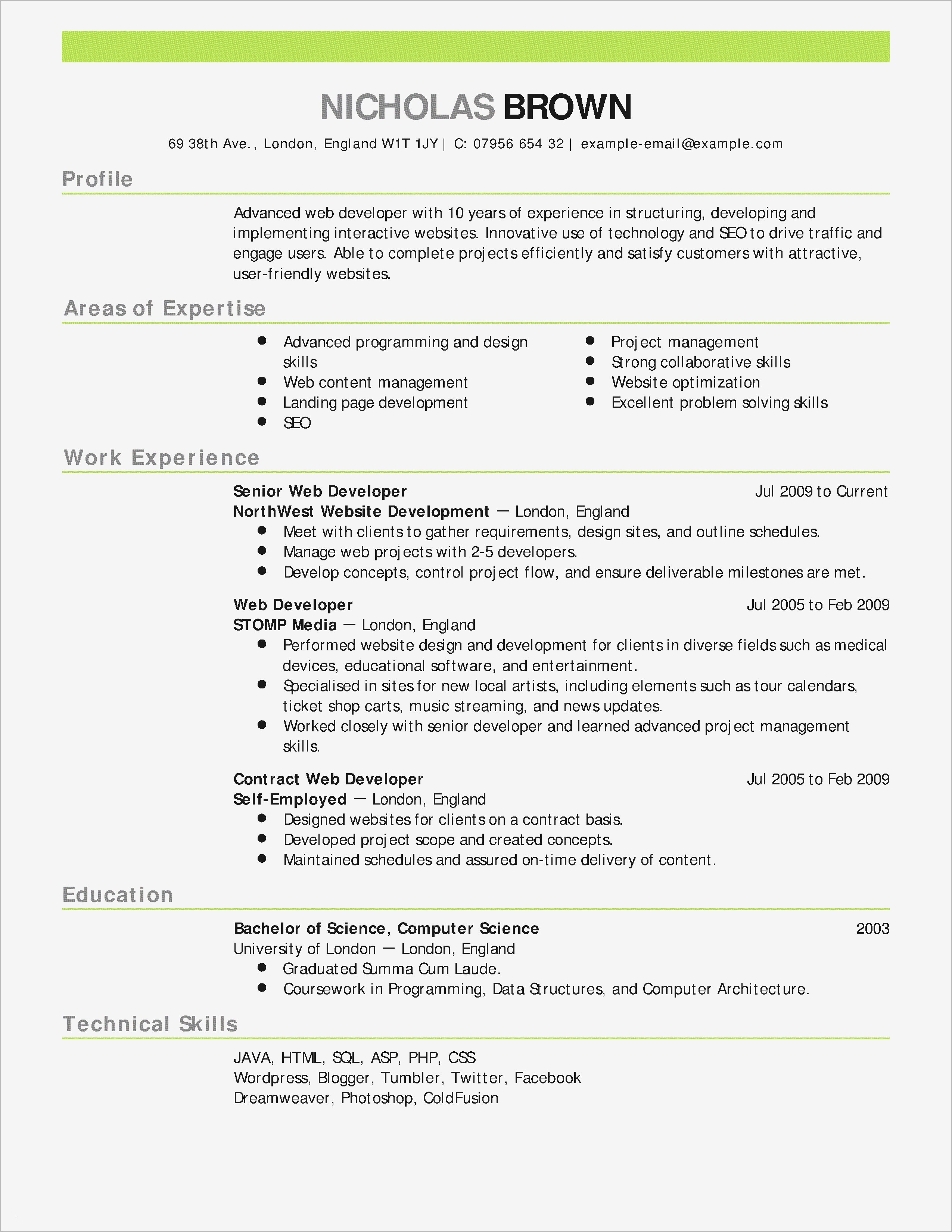 Creative Cover Letter Template Word Free - Resume Sample Word Doc Sfonthebridge Sfonthebridge