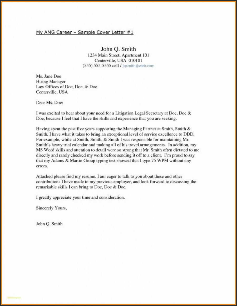 Secretary Cover Letter Template - Resume Templates Legal Resume Template Free Resume Cover Letter or