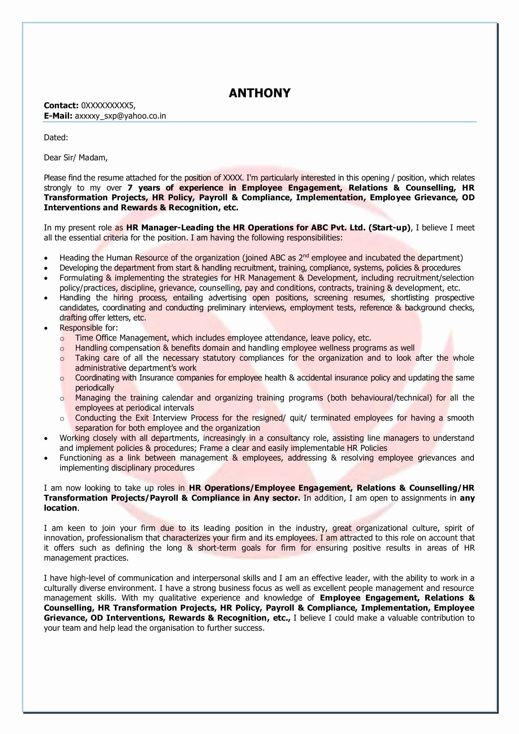 Land Offer Letter Template - Resume Templates Maryforauditor