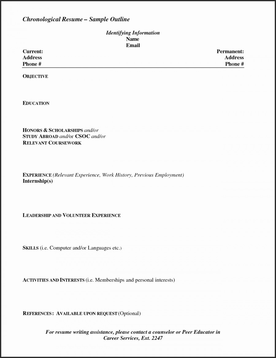 Free Letter Of Employment Template - Resume Templates Word Resume Template 5 Letter Word with Resume