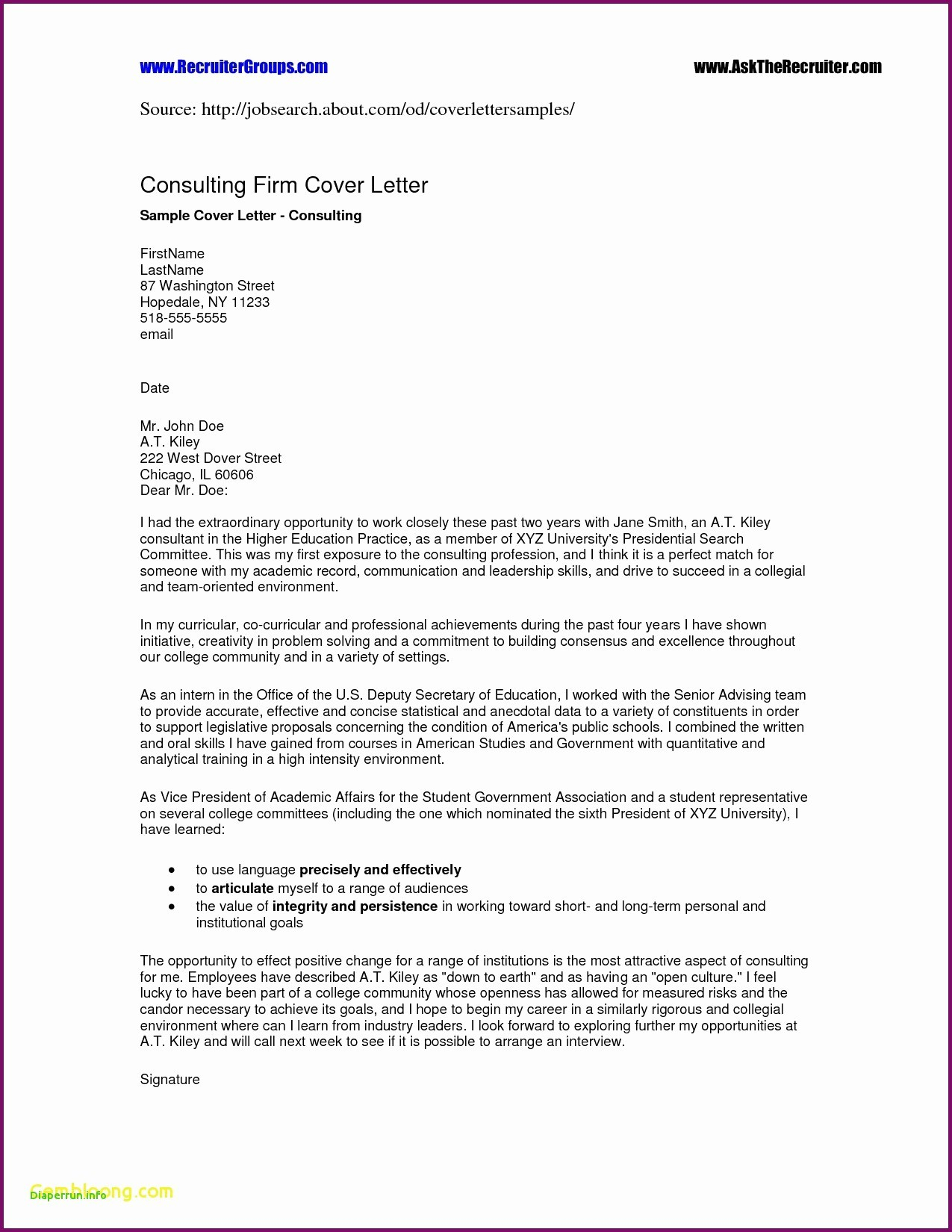 Esa Template Letter - Sample Application Letter Archives Abcclass Inspirationa