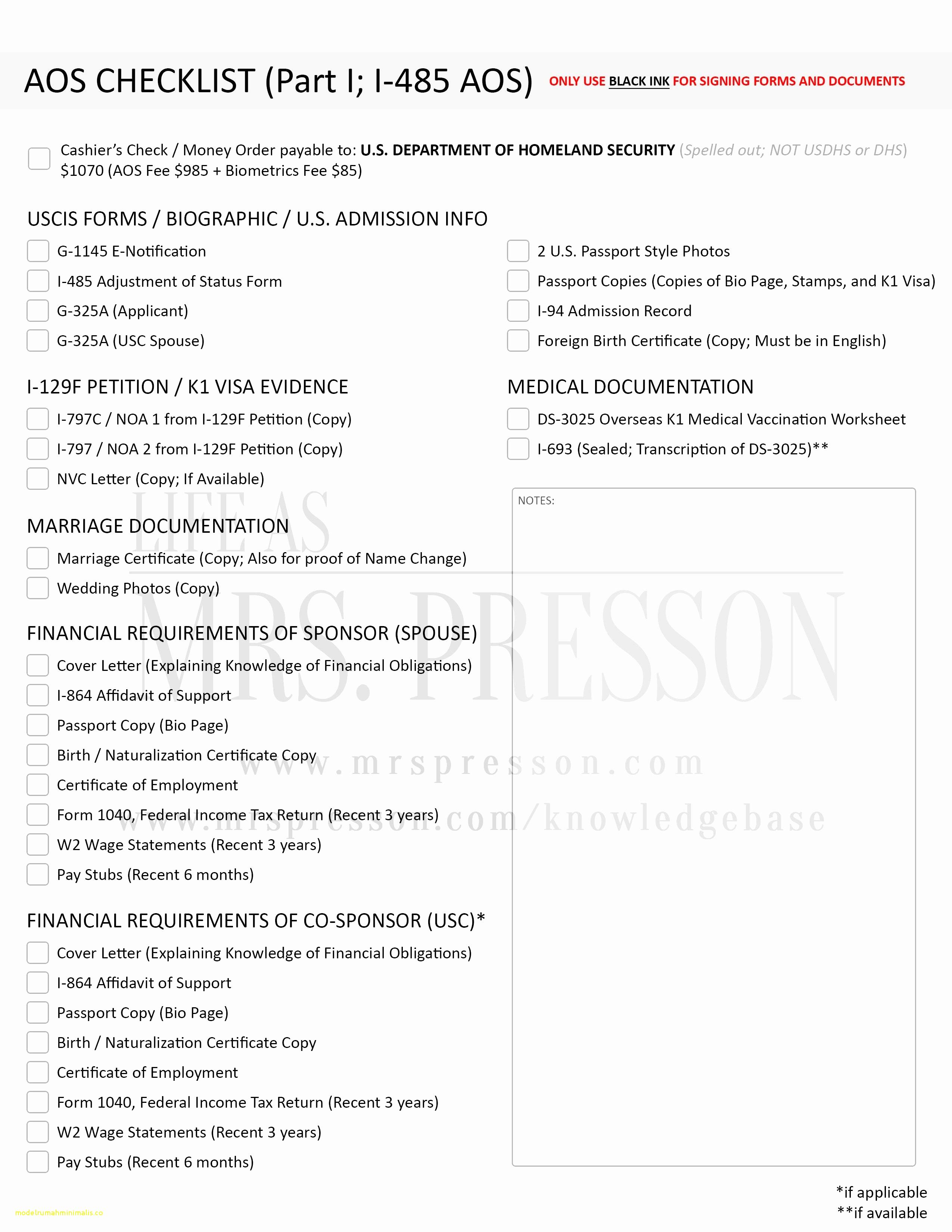 Affidavit Of Support Template Letter - Sample Cover Letter for Job Application