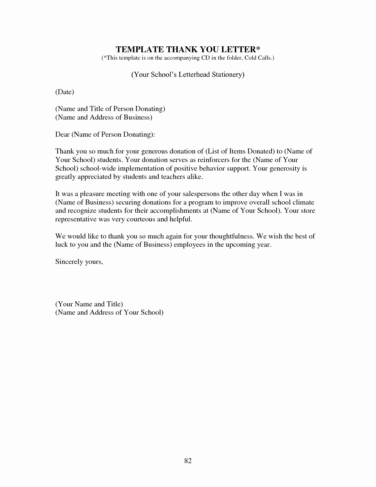 Sample Donation Letter Template - Sample Cover Letter Template Fresh Od Consultant Cover Letter