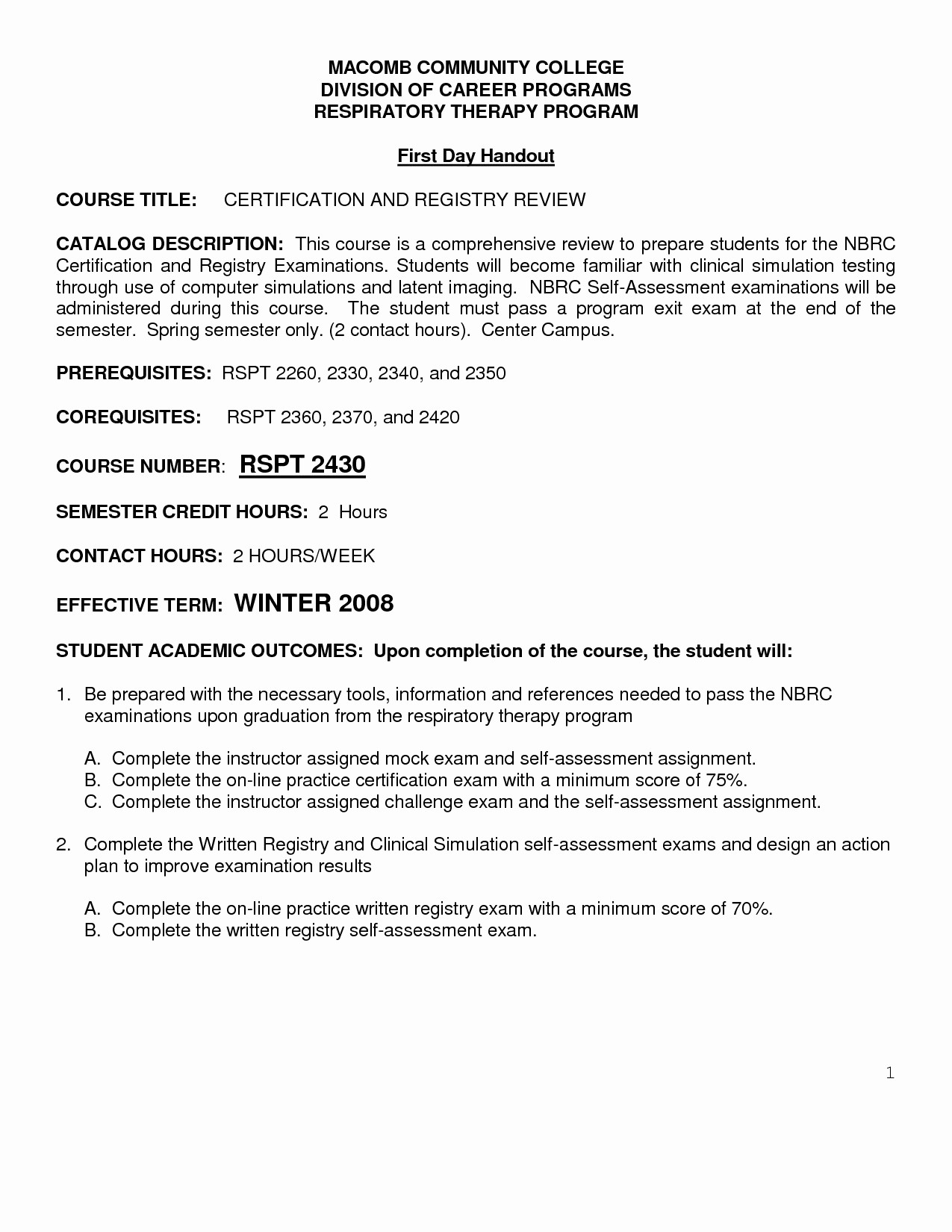 Respiratory therapy Cover Letter Template - Sample Resume Objectives for Respiratory therapist Inspirationa
