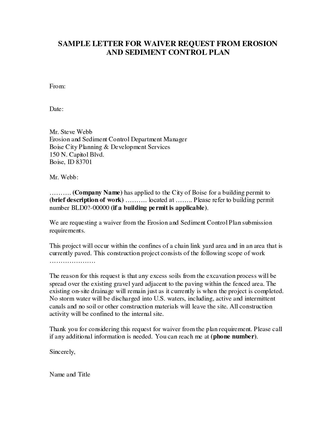 Termination Letter Template - Save Sample A Job Termination Letter